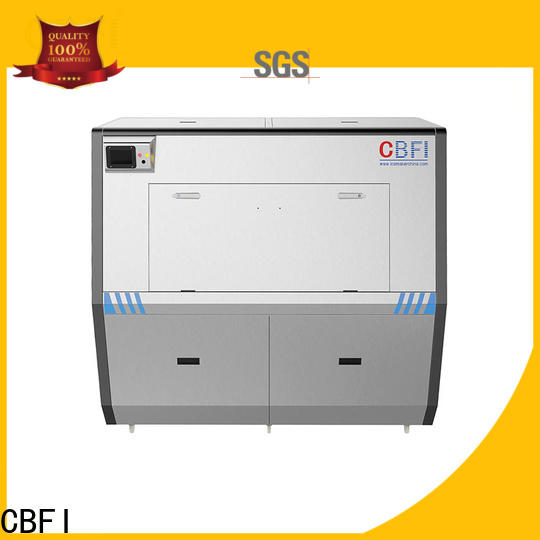CBFI clean mini ice plant maker manufacturing