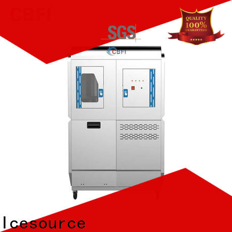 CBFI series refurbished ice machines for wholesale for fish stores