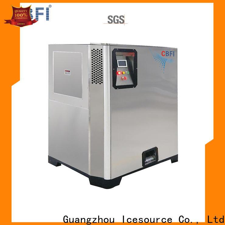 CBFI ton ice maker machine price bulk production for water pretreatment