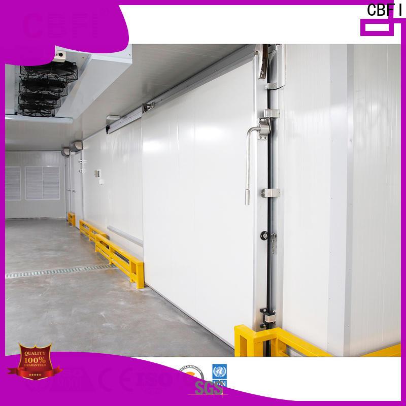 CBFI coolest ice maker price factory for fruit storage