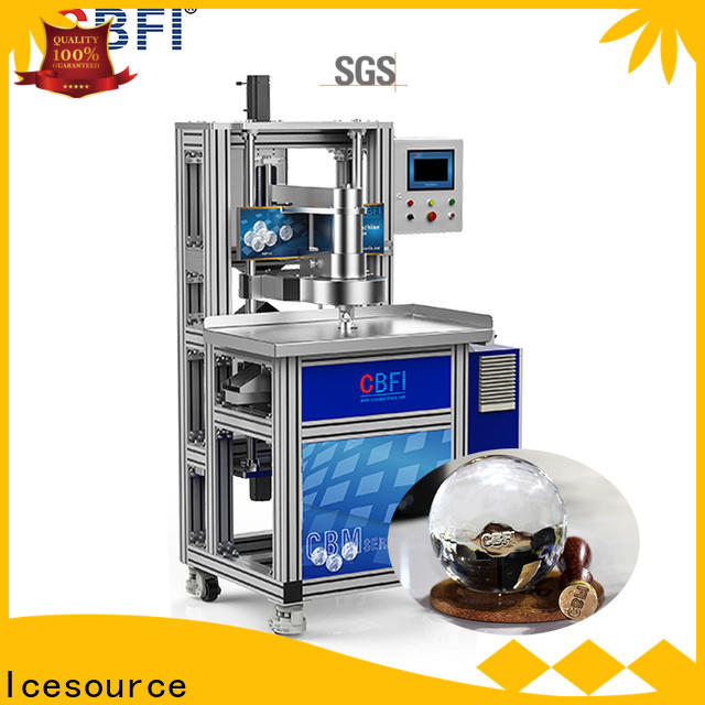 durable single ice maker consumption for wholesale for ice sculpture