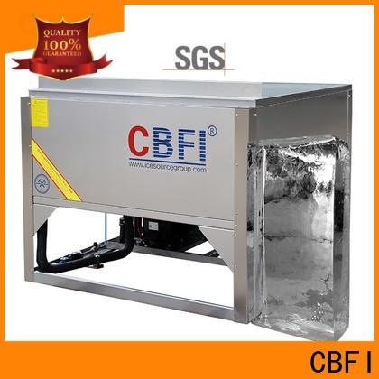 CBFI making tube ice manufacturing manufacturing
