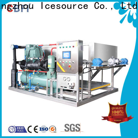 widely used ice maker plant direct supplier for vegetable storage