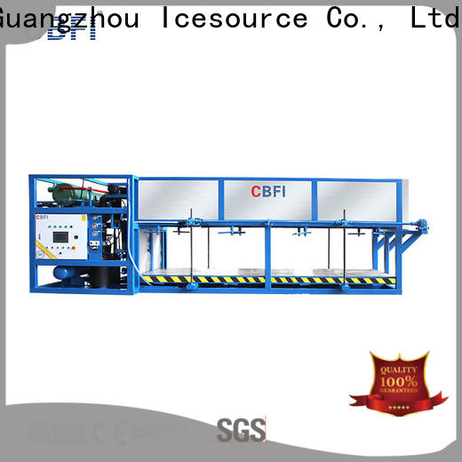 CBFI high-quality flake ice machine for sale from china for vegetable storage