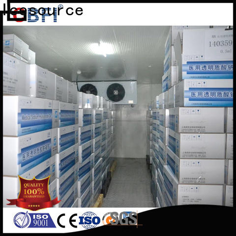 CBFI medical refrigerator bulk production in summer
