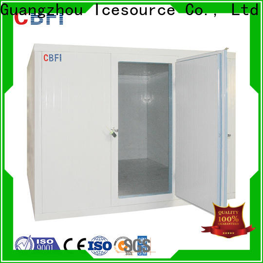 CBFI widely used 5000t tomato cold storage room free design for vegetable storage
