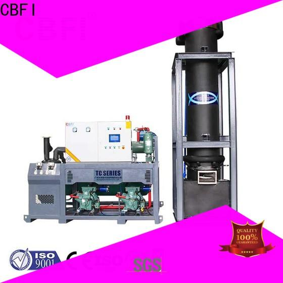 CBFI ice tube producer for aquatic goods