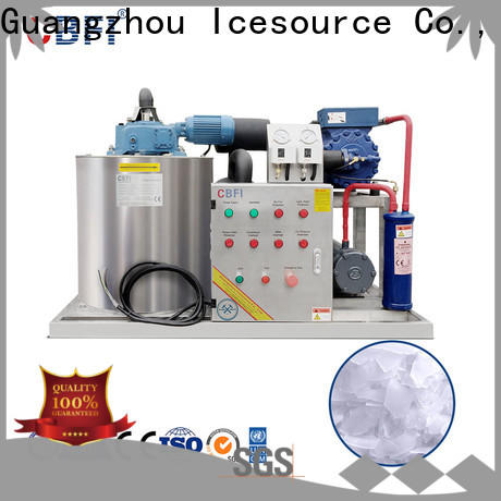 fine- quality ice flaker machine price ice order now for aquatic goods