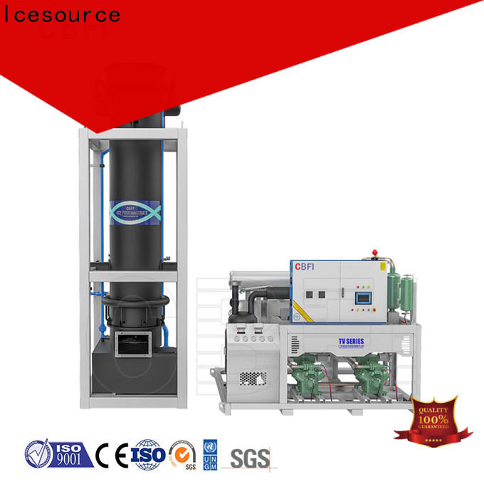 CBFI ice block making machine bulk production for aquatic goods