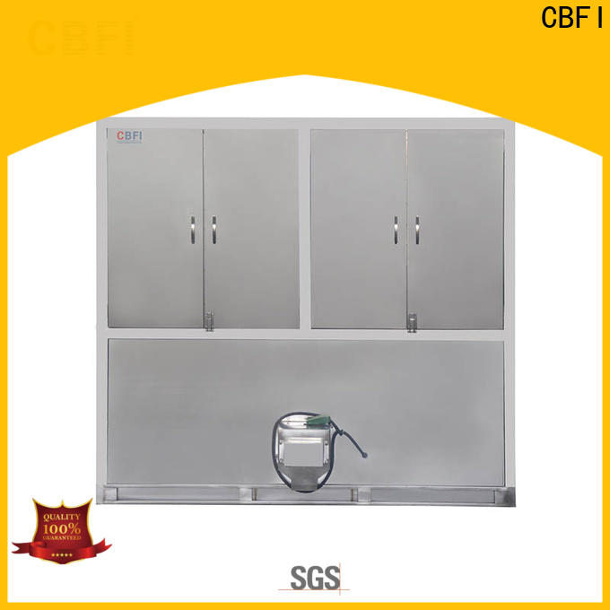 CBFI best ice cube machine for sale for vegetable storage