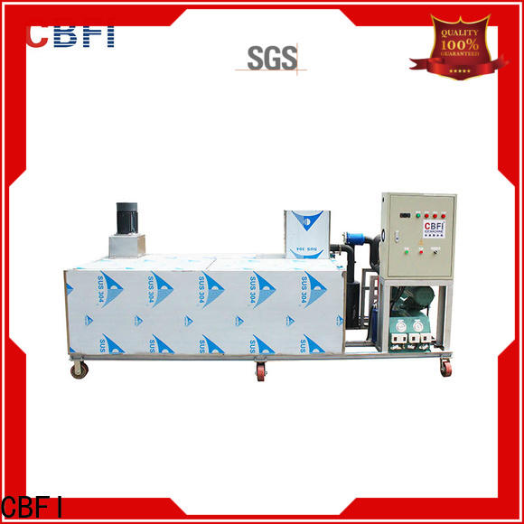CBFI widely used built in ice maker free design for summer