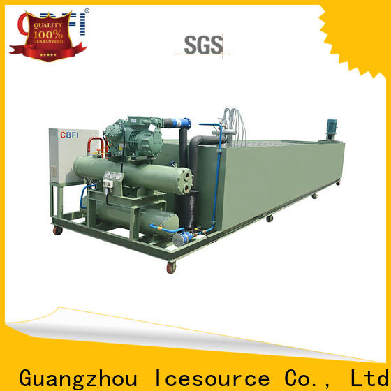 widely used dry ice maker bulk production for cooling