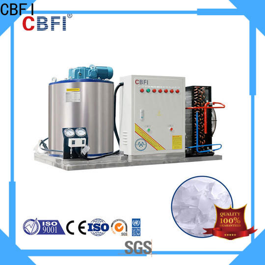 good-package flake ice machine for sale cbfi widely-use for water pretreatment