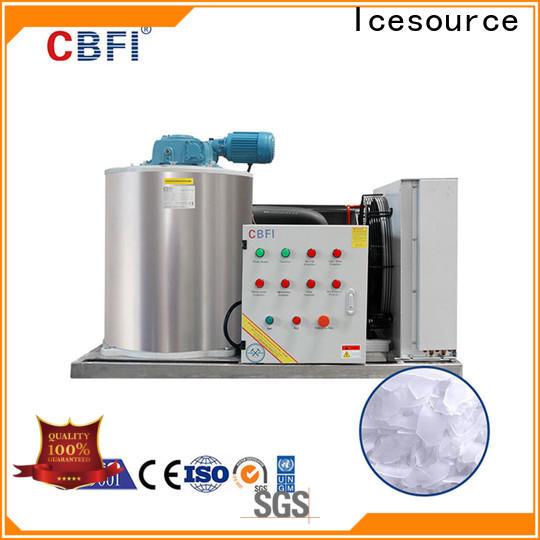 CBFI cooling flake ice making machine price vendor for aquatic goods