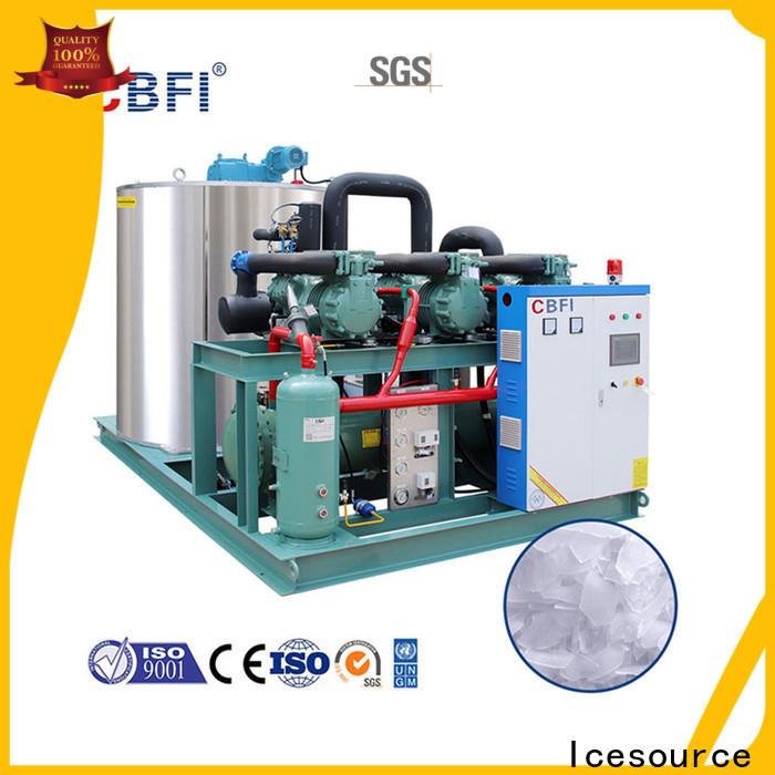 CBFI durable ice flaker machine price supplier for supermarket
