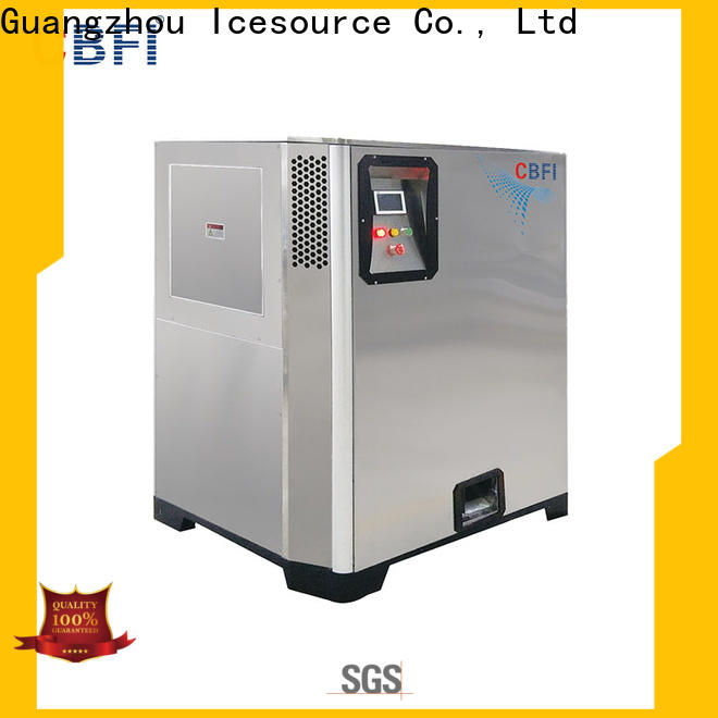 CBFI nugget used vogt tube ice machine for sale vendor for restaurant