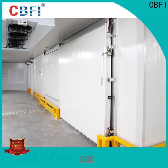 CBFI reliable propane ice maker order now for vegetable storage