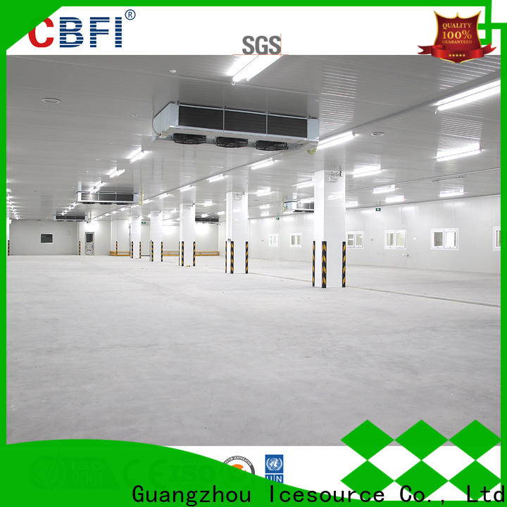 CBFI good-looking best commercial ice maker owner for seafood