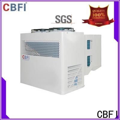CBFI cold intelligent cold room unit free design for freezingg