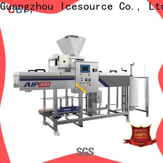 CBFI large cheap ice maker machine free design