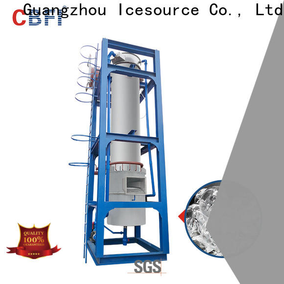 CBFI machine ice cube tube for wholesale for aquatic goods