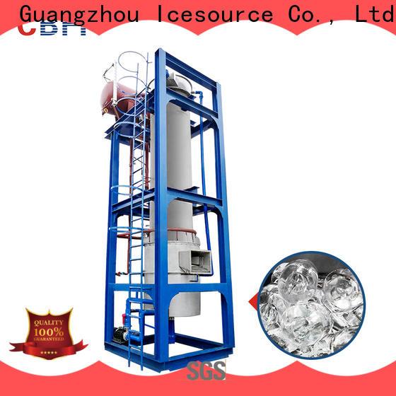 CBFI competetive price ice maker line manufacturing for fish market