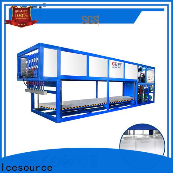 CBFI reliable scotsman cm3 ice machine customized for vegetable storage