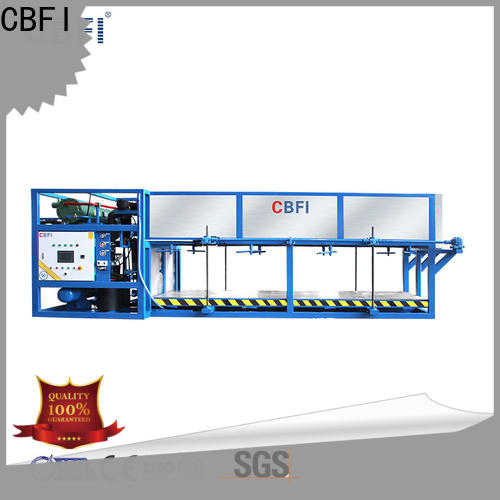 coolest block ice machine maker tons supplier for vegetable storage