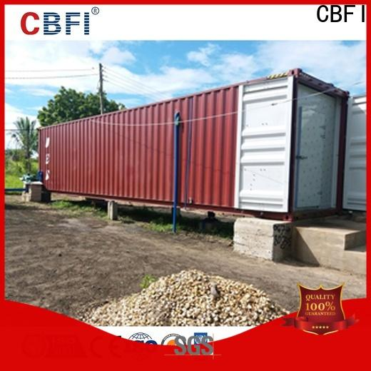 CBFI long-term used bulk production for freezing