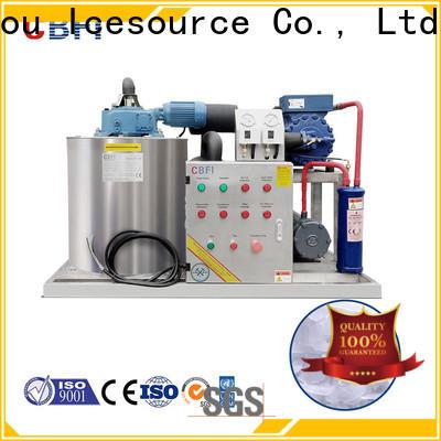 CBFI newly ice flaker machine price free quote for ice making