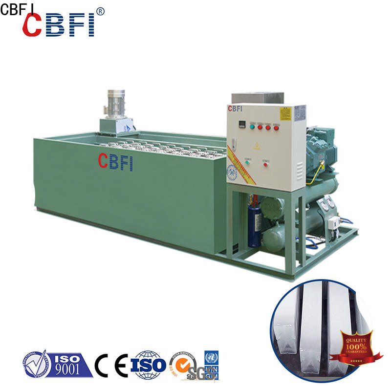 CBFI ice factory plant manufacturing for cooling