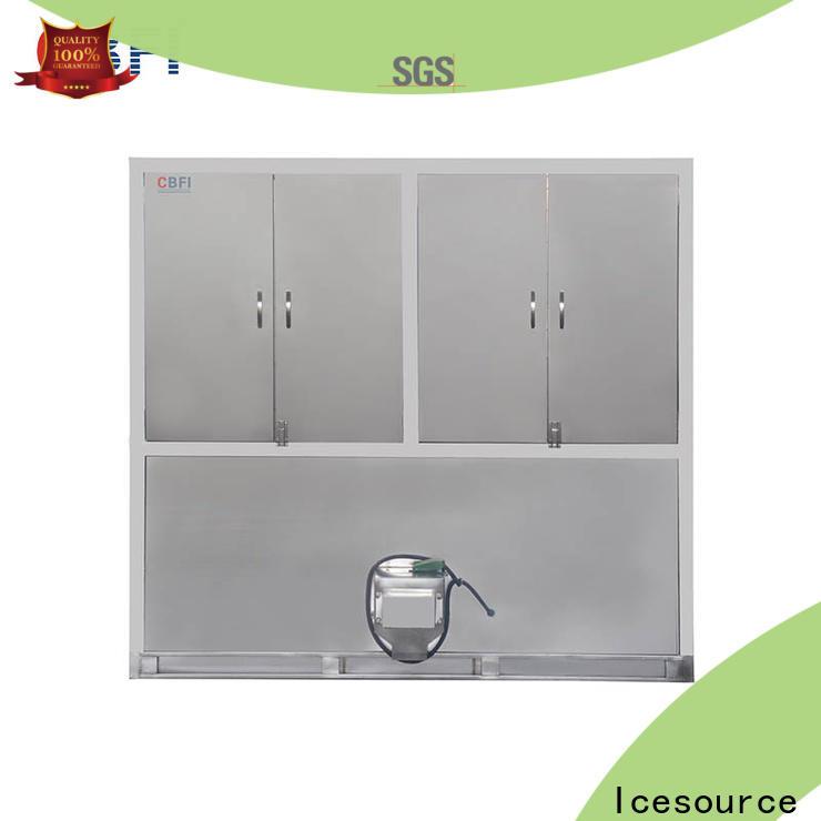 CBFI per large ice cube machine order now for vegetable storage