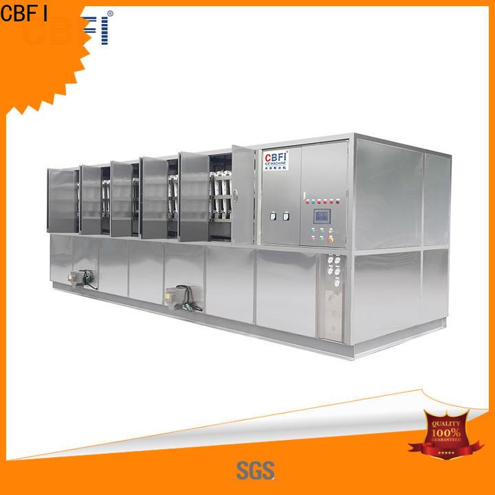 CBFI high reputation ice cube maker machine from china for freezing