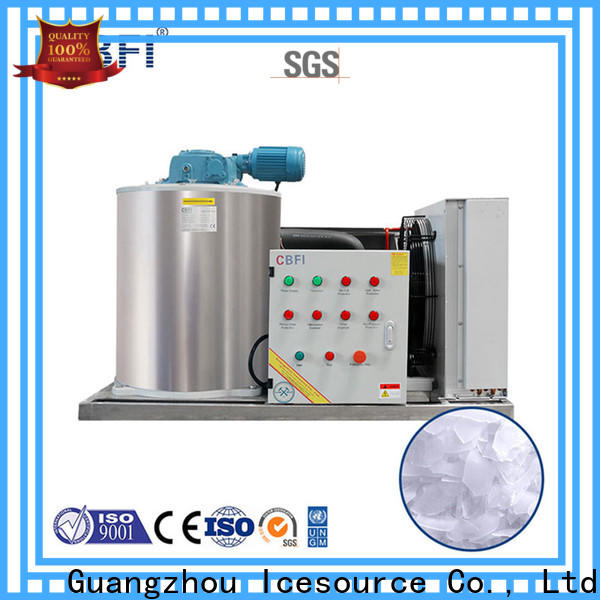 CBFI cbfi flake ice maker widely-use for food stores
