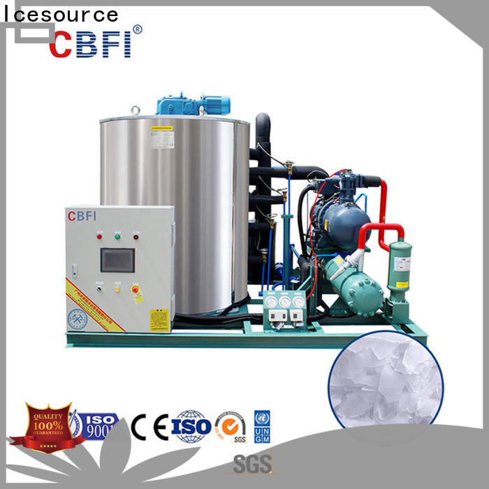 excellent flake ice maker machine certifications for ice making