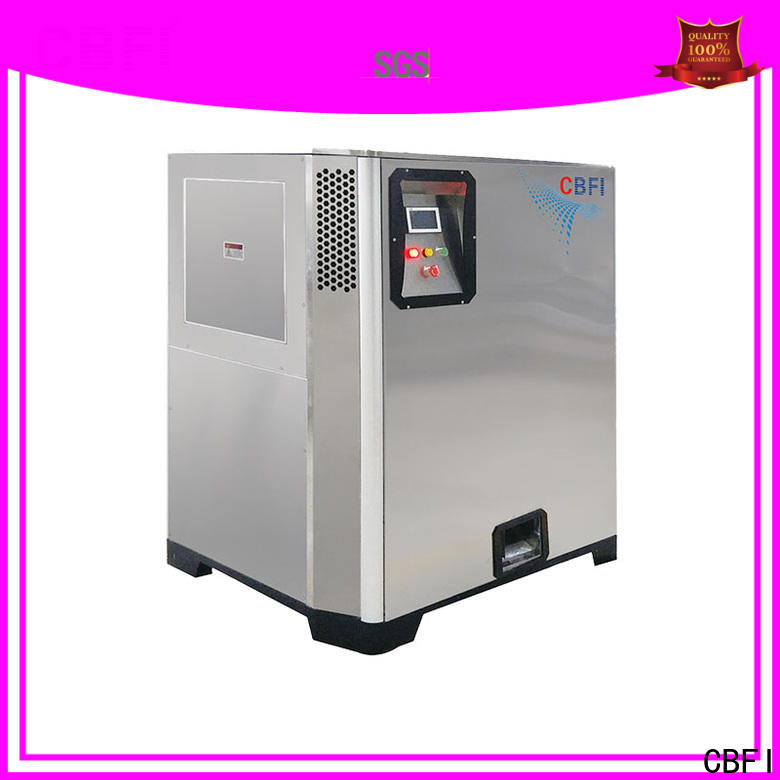 CBFI best used vogt tube ice machine for sale free design for aquatic goods