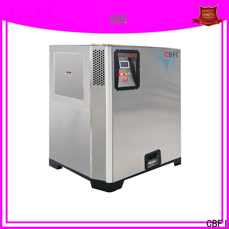 CBFI best used vogt tube ice machine for sale free design for aquatic goods