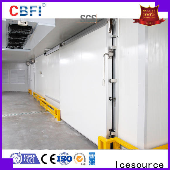 CBFI reliable ice maker price manufacturer for vegetable storage