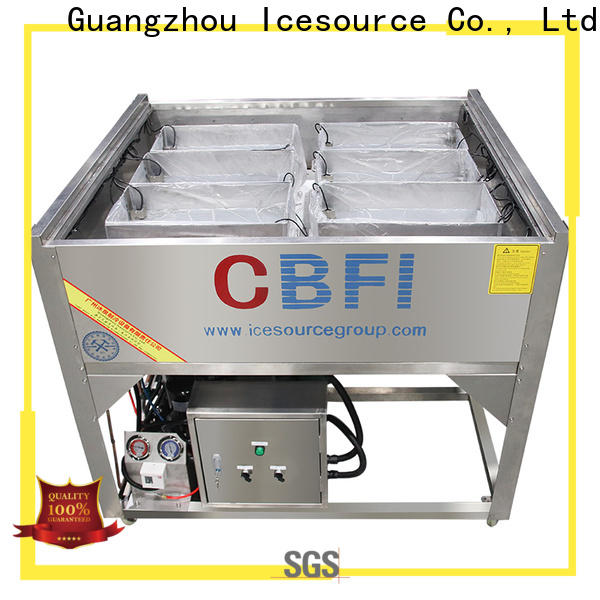 CBFI widely used pearl ice machine free design