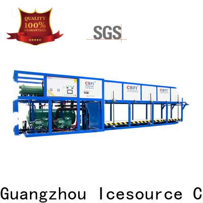 CBFI block block ice machine maker manufacturer for vegetable storage