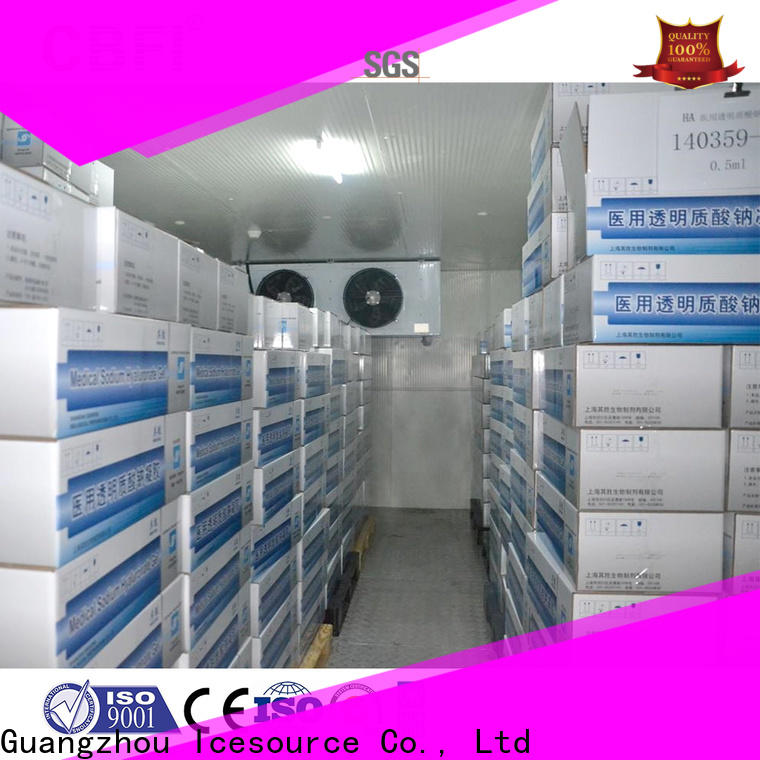 CBFI widely used medical cold room marketing for doctor