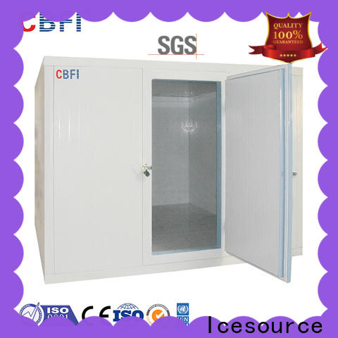 CBFI coolest container cold room type for vegetable storage