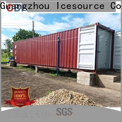 long-term used container cold room free design for freezing