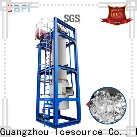 CBFI professional ice machine tubing for aquatic goods