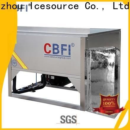 CBFI machine tube ice manufacturing free quote