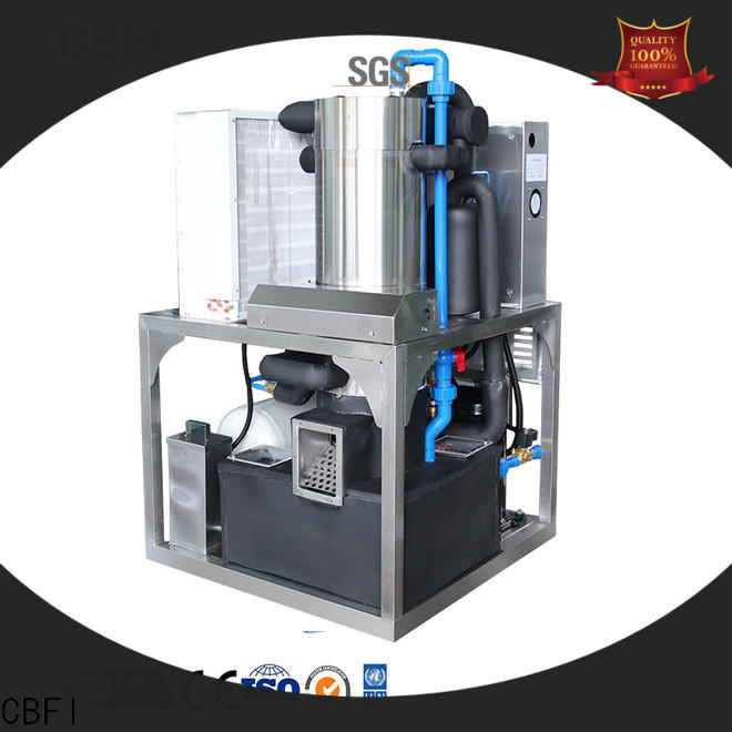 CBFI ice crusher machine free design for ice sculpture