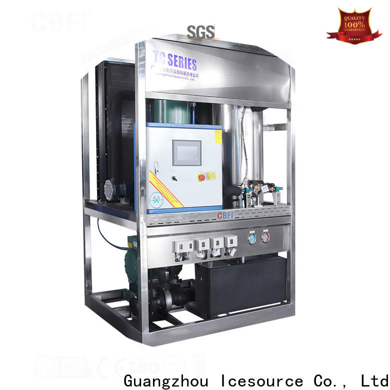 professional ice tube machine price owner for ice making
