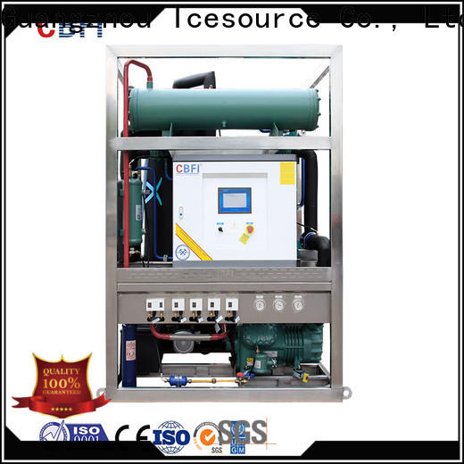 CBFI ice crusher machine bulk production for restaurant
