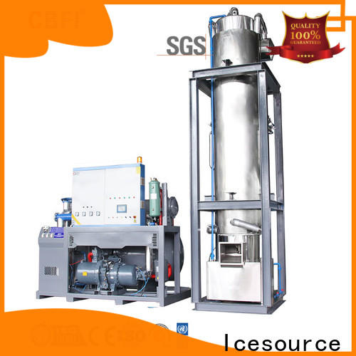 CBFI portable ice maker bulk production for wine cooling