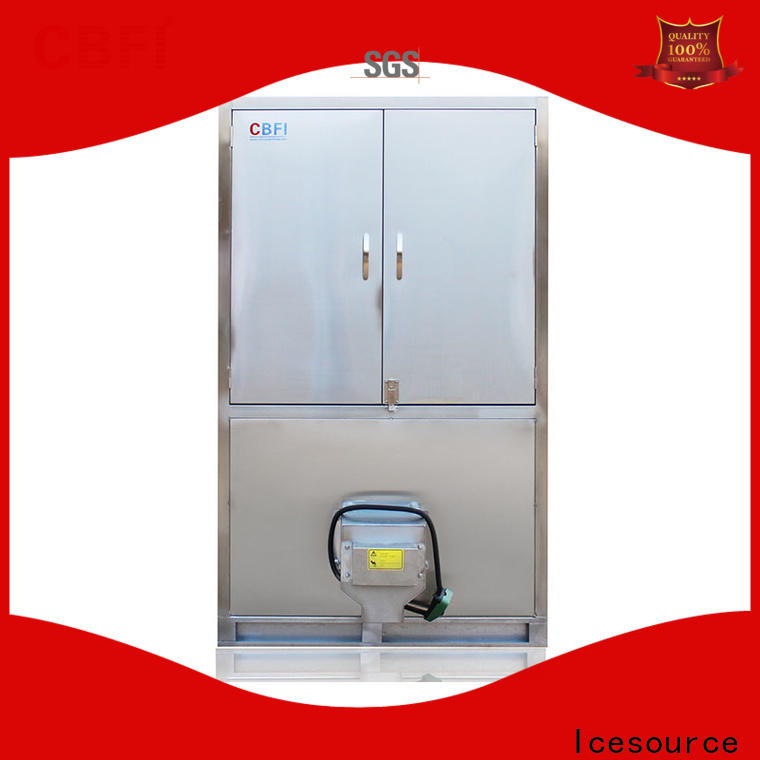 reliable cube ice machine hotels free design for vegetable storage
